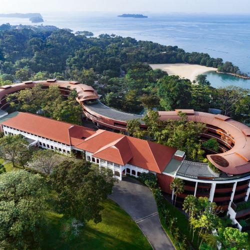Capella Singapore (Staycation Approved)