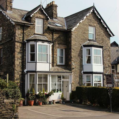 温德米爾聖約翰山林小屋旅館