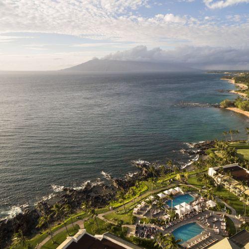 夏威夷威利亞海灘萬豪度假酒店
