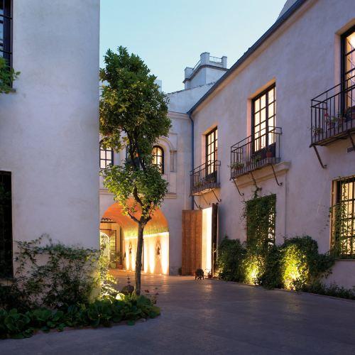 科爾多瓦拜里奧霍斯佩斯宮殿酒店