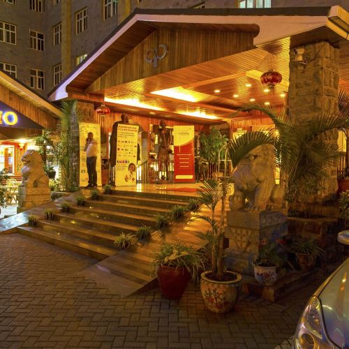 內羅畢東土酒店