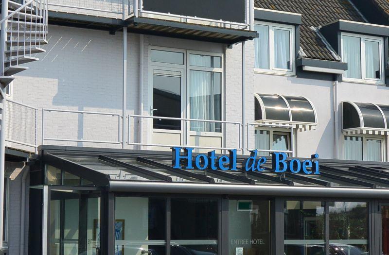 Hotel De Boei Hotel Berbintang 3 Di Egmond Aan Zee