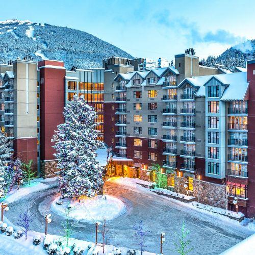 Hilton Whistler Resort & Spa