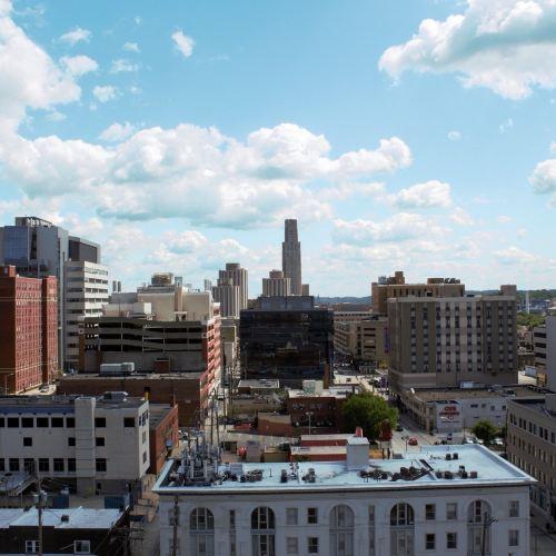 匹茲堡奧克蘭/大學廣場萬豪居家酒店