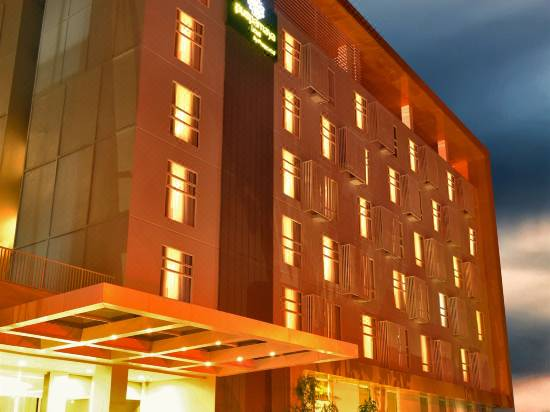 Kyriad Hotel Airport Jakarta Reviews For 3 Star Hotels In Tangerang Trip Com