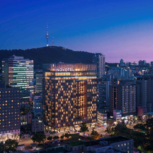 노보텔 앰배서더 서울 동대문 호텔 & 레지던스