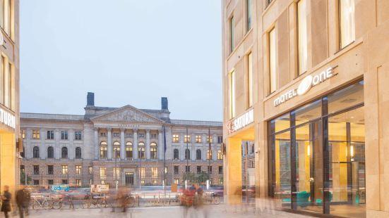 柏林波茨坦廣場一號汽車旅館酒店