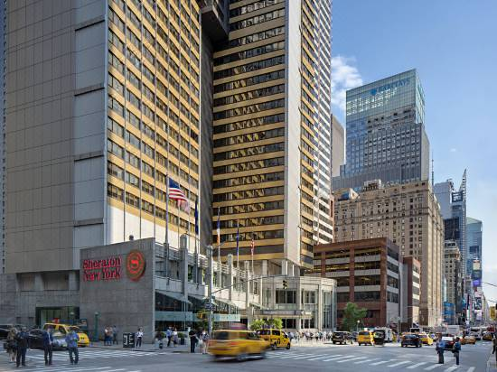 Sheraton New York Times Square Hotel Reviews For 4 Star Hotels In New York Trip Com