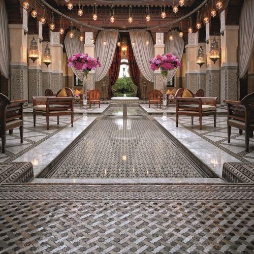 Royal Mansour Marrakech