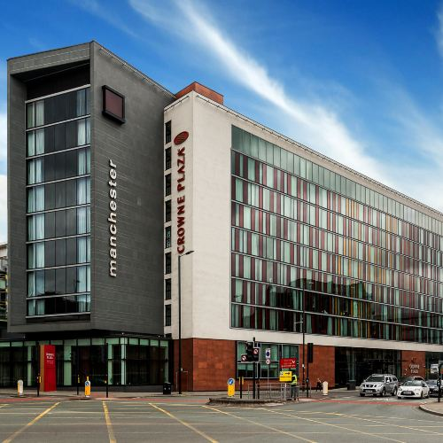 Crowne Plaza Manchester City Centre