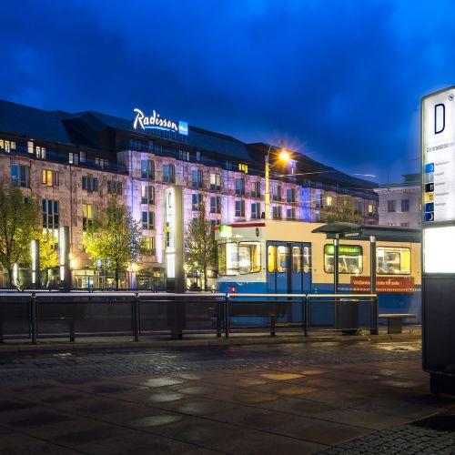 Radisson Blu Scandinavia Hotel, Göteborg