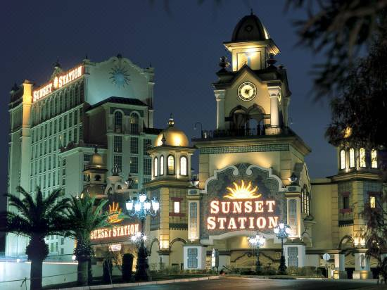 Sunset Station Hotel Casino Reviews For 3 Star Hotels In Las Vegas Trip Com