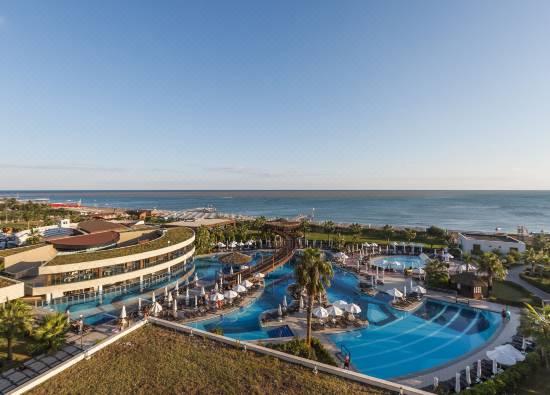 Sherwood Dreams Resort Rooms