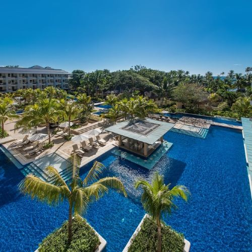 Henann Resort Alona Beach Bohol Island