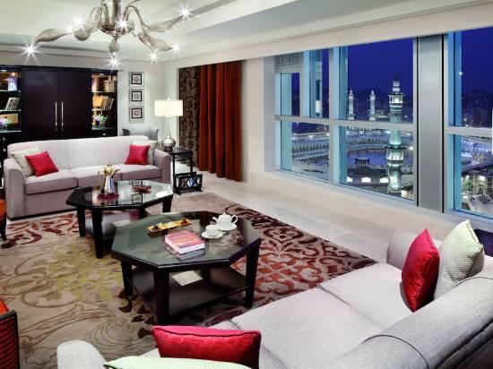 Makkah Clock Royal Tower A Fairmont Hotel Reviews For 5 Star Hotels In Makkah Trip Com