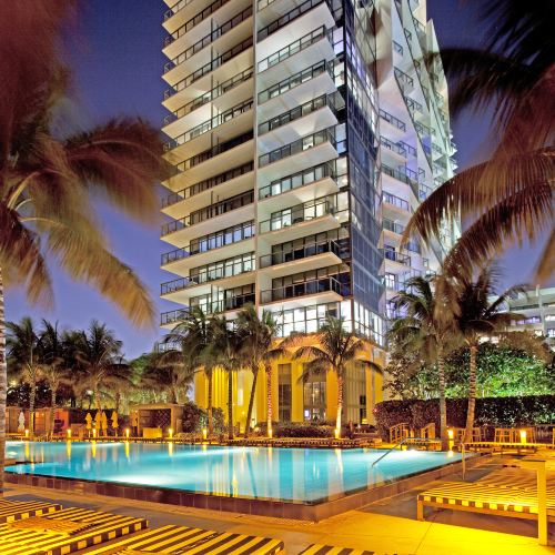 W South Beach Miami Beach