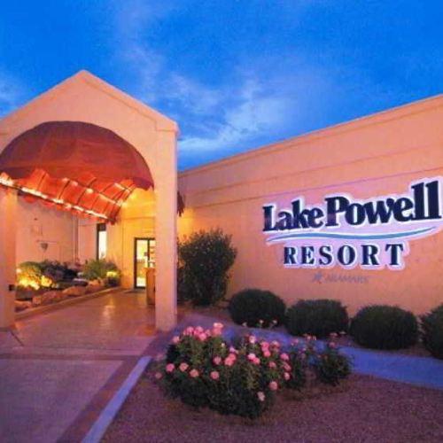 Lake Powell Resort Page