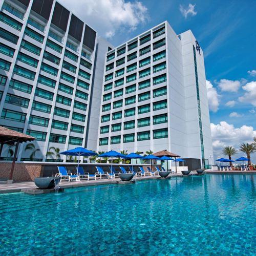 皇家朱蘭白沙羅酒店