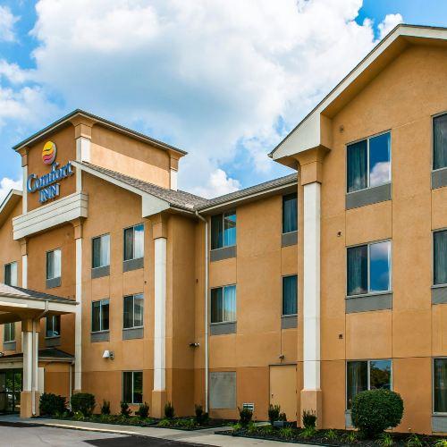 東皮克靈頓舒適酒店