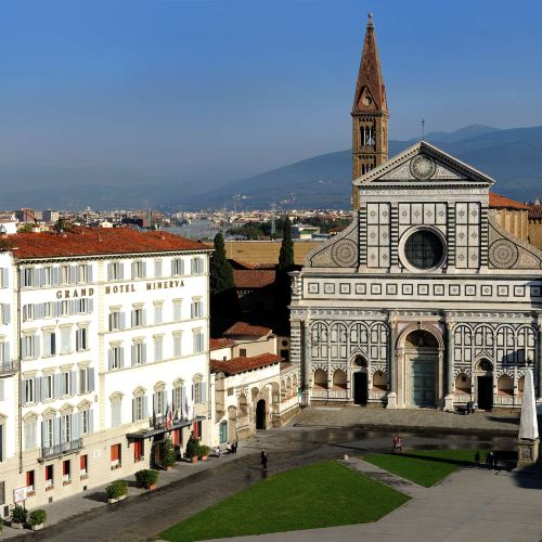 Grand Hotel Minerva Florence