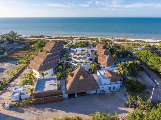 Villas Hm Palapas Del Mar Reviews For 4 Star Hotels In Holbox Trip Com
