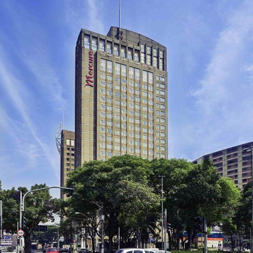 瓜魯柳斯機場美居酒店