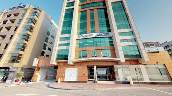 signature hotel al barsha 4 дубай