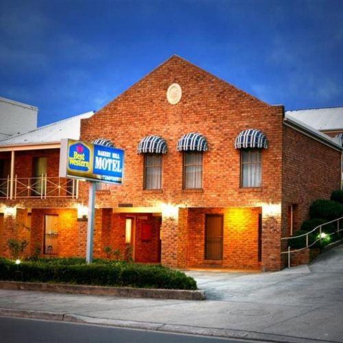 Bakery Hill Motel Ballarat