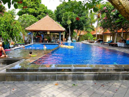New Garden View Resort Reviews For 3 Star Hotels In Bali Trip Com