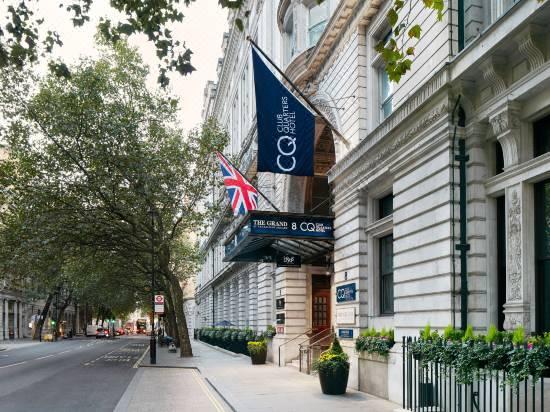 Club Quarters Hotel Trafalgar Square Room Reviews Photos London 2021 Deals Price Trip Com