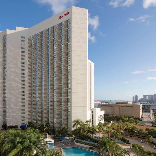 Marriott Biscayne Bay Miami