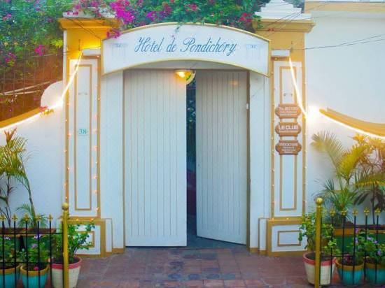 Hotel de Pondicherry Room Reviews & Photos - Pondicherry 2021 Deals & Price  | Trip.com