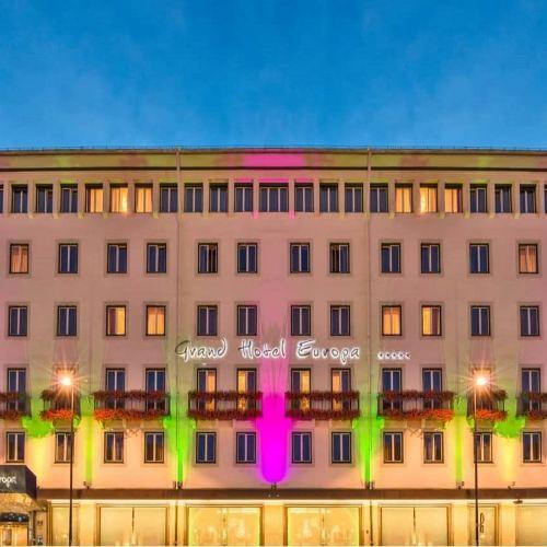 Grand Hotel Europa-since1869