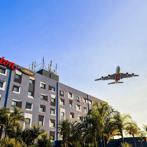 瓜魯由斯機場希爾頓歡朋酒店