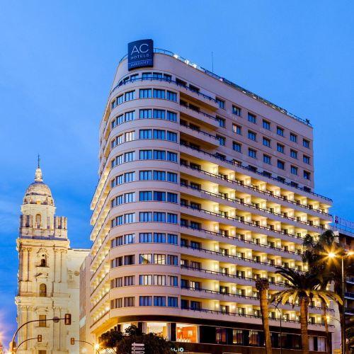 馬拉加皇宮萬豪 AC 酒店