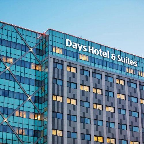 Days Hotel & Suites by Wyndham Incheon Airport