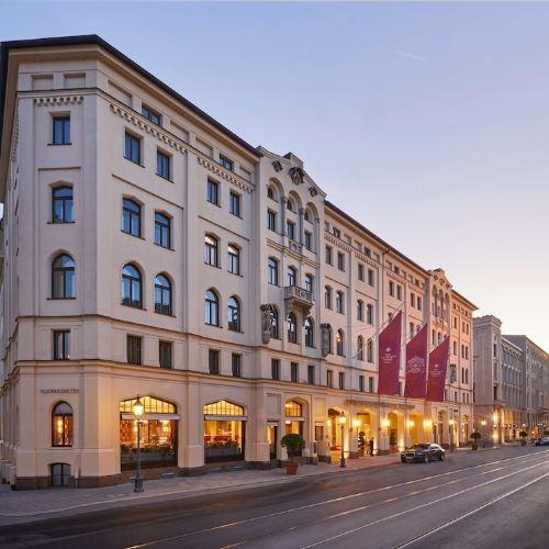 Vier Jahreszeiten Kempinski München