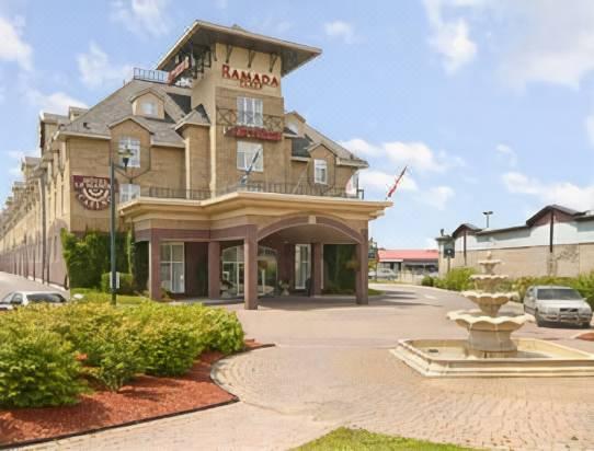 Ramada hotel casino lac leamy 2 cycle egt cht