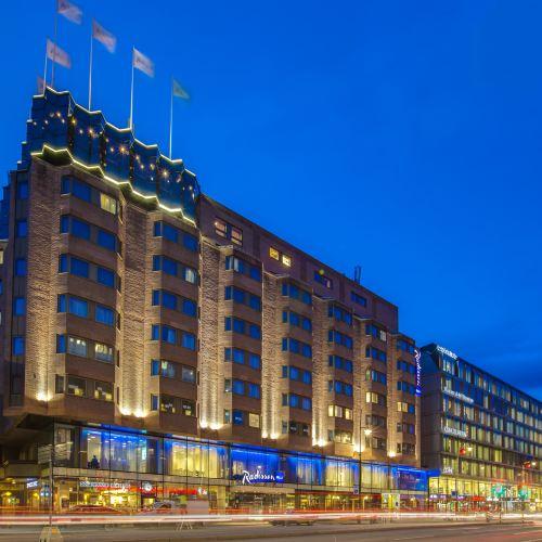 斯德哥爾摩皇家維京麗笙酒店