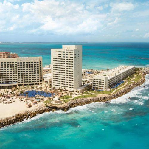 Hyatt Ziva Cancun All Inclusive