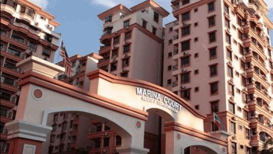 Dorcas Service Apartment Marina Court Kota Kinabalu