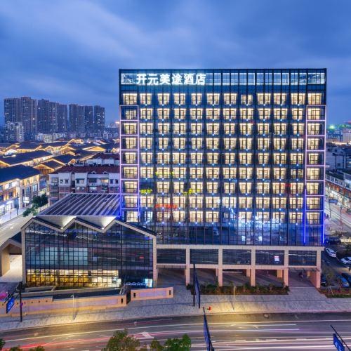Kaiyuan Maytour Hotel dongyufang Changxing South Branch