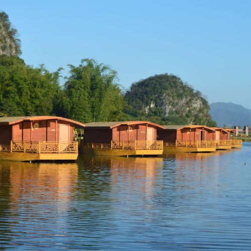 Jiulong Small Town Eco-tourism Holiday House