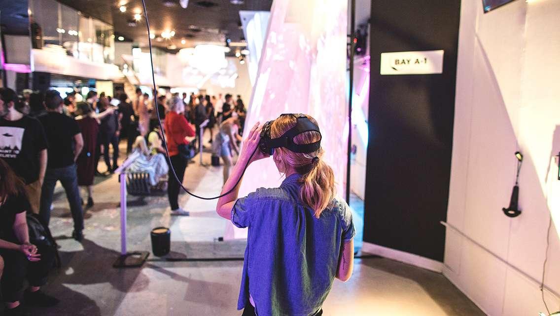 紐約VR World虛擬實境體驗中心門票