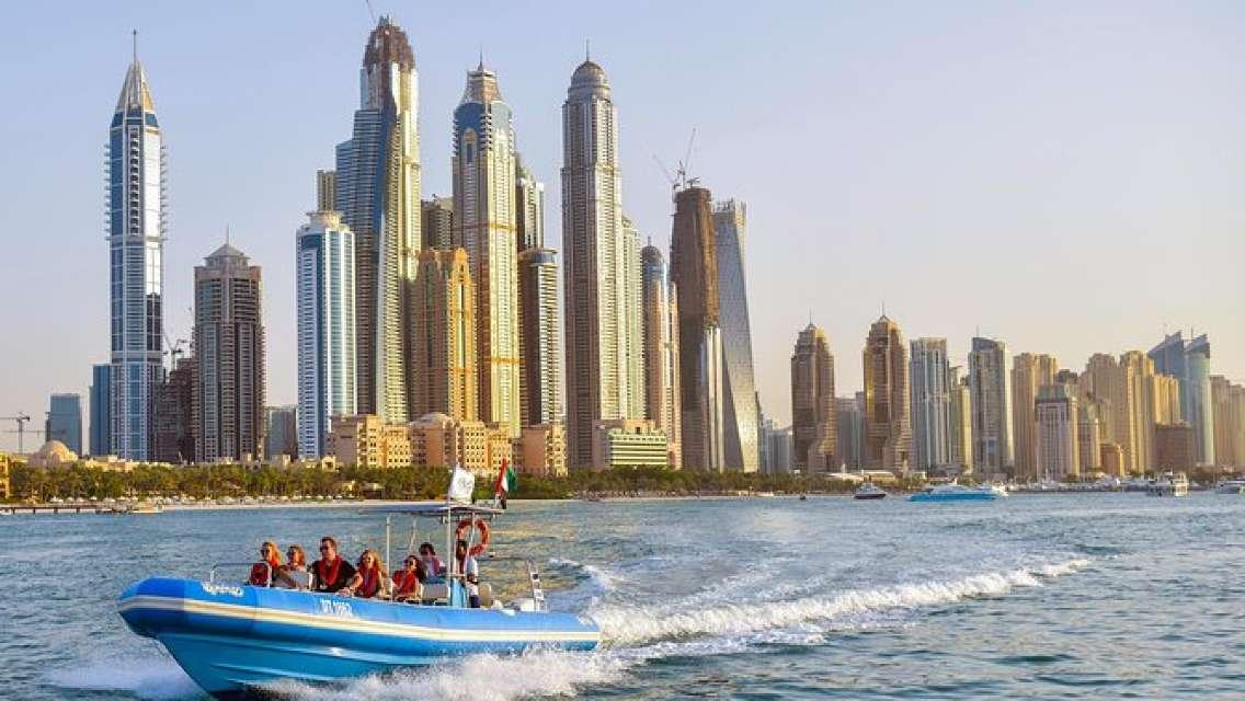 Speed Boat Tour -90 Mins