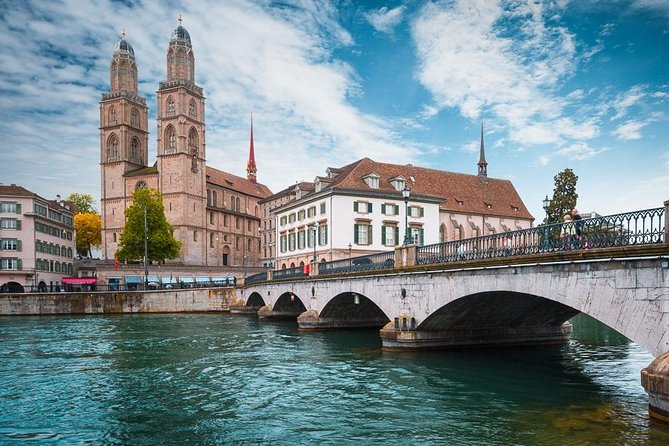 Zurich Highlights In A 2+ Hour Walking Tour Including Panoramic Views