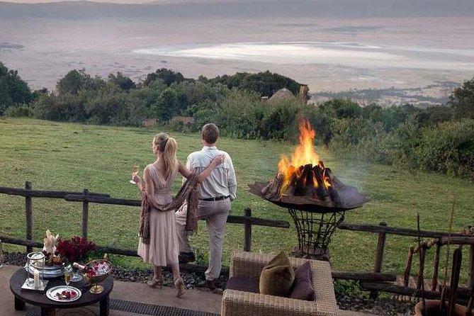 3 Day Lodge Safari Lake Manyara NP, Tarangire NP, Ngorongoro Crater
