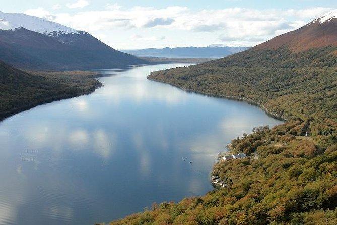 Lakes Escondido & Fagnano ( shared tour )