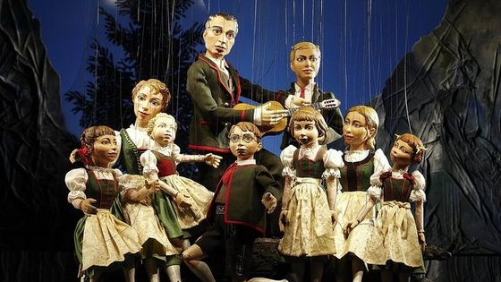 Salzburg Marionette Theater: The Sound of Music