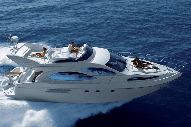 Barcelona Private Luxury Yacht Tour